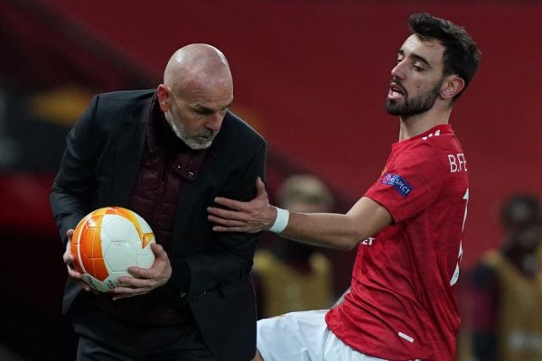 Jose Mourinho has bluntly pointed out that Manchester United midfielder Bruno Fernandes